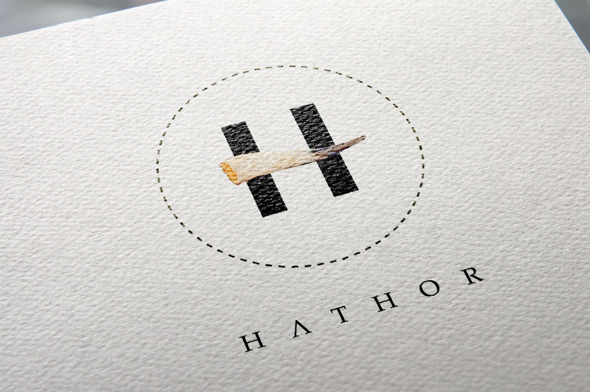 hathor_logo_textura